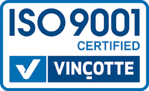 V ISO9001 RGB
